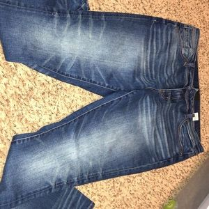 Buckle black ladies size 33 jeans